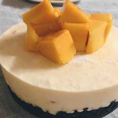奥利奥芒果慕斯蛋糕