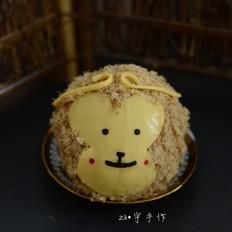美猴王面包