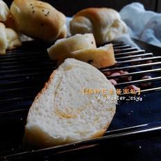 汤种花生酱面包