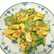 角瓜炒鸡蛋