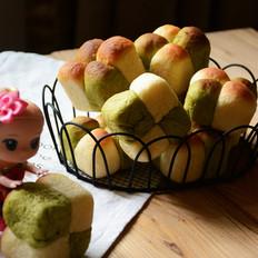 格子小面包