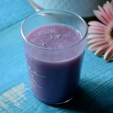 紫薯山药薏米糊