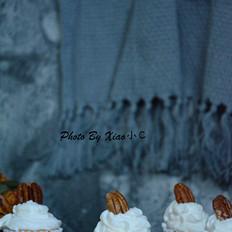 碧根果葡萄干小蛋糕