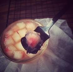 水蜜桃ROI果冻的做法
