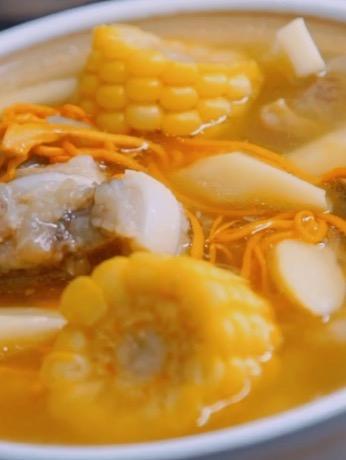 椰香牛排骨汤