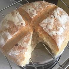 无糖乡村面包