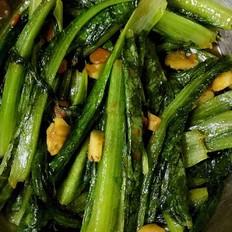 豆酱油麦菜