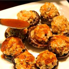 蒸酿山菌菇心静又营养
