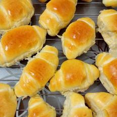 蜂蜜糯米小面包