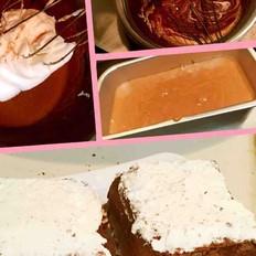 鲜奶巧克力蛋糕的做法