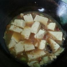 铁锅炖豆腐