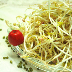 自发绿豆芽