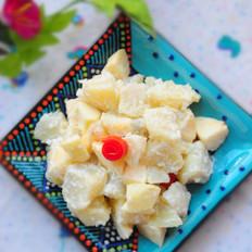 土豆苹果沙拉