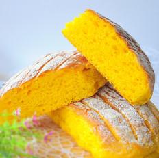 椰香南瓜面包