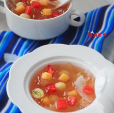 银耳百合汤