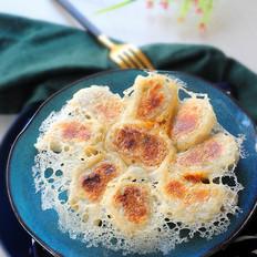 饺子及冰花水煎饺