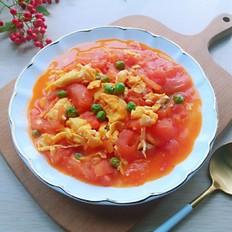 番茄炒鸡蛋