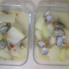 冬瓜蛤蜊丨天下第一鲜