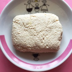 美容圣品自制柠檬豆腐的做法