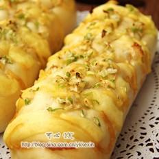 酸奶葱香面包(中种)