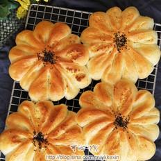 椰蓉花朵包(中种)