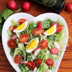 格琳诺尔蔬菜沙拉