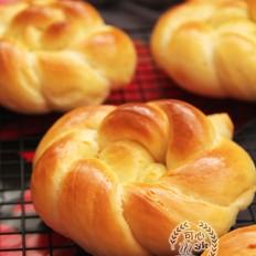 螺旋卷面包(中种)
