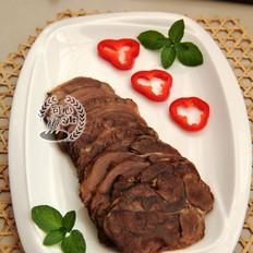 秋季保胃战酱牛肉