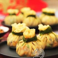 八方来财黄金福袋--春节餐桌上不可少的一道菜