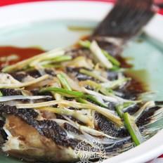 清蒸鲽鱼鲜美无比
