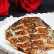 鲜美下饭的煎黄金鲽鱼