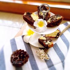 大理石磅蛋糕