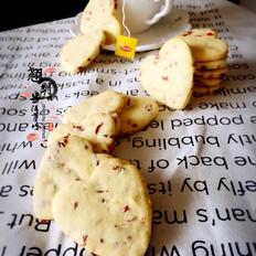 网红小达人—奶香蔓越莓饼干