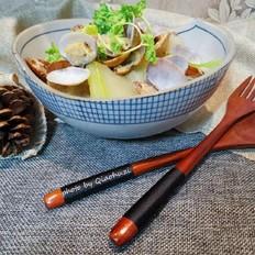 蛤蜊冬瓜汤