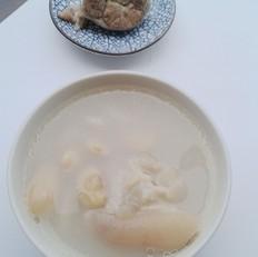 芸豆蹄髈汤