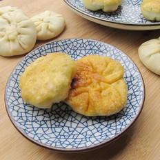 韭菜猪肉饼