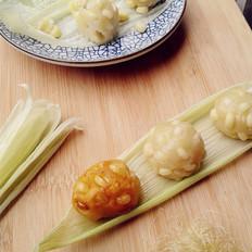 土豆玉米球