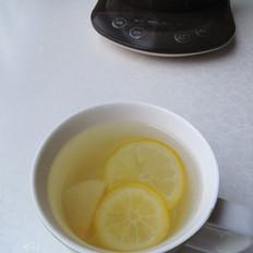 冰糖雪梨檸檬飲