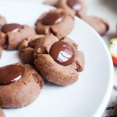 巧克力拇指饼干
