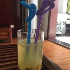 青桔冰糖柠檬水