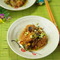 藜麦蒸小排