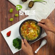 疙瘩汤的做法