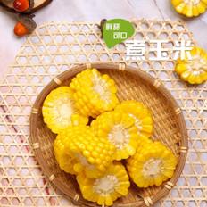 煮玉米的做法