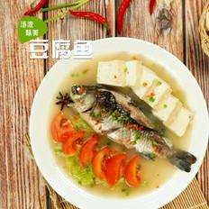 豆腐鱼的做法大全