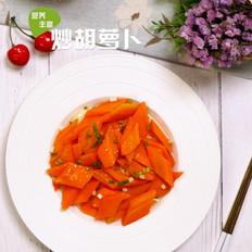 炒胡萝卜的做法大全
