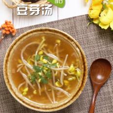 豆芽汤的做法