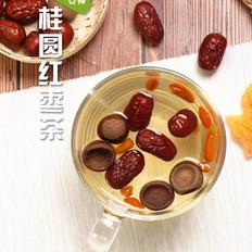 桂圆红枣茶