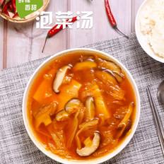 泡菜湯的做法大全