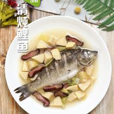 清炖鲤鱼的做法大全