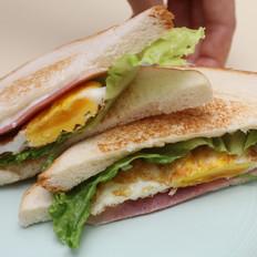 三明治的做法